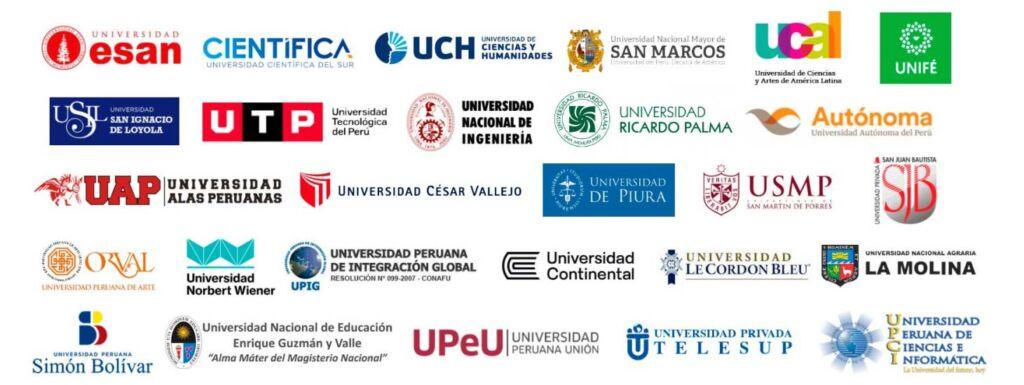 Clientes Universidades - Logros Perú